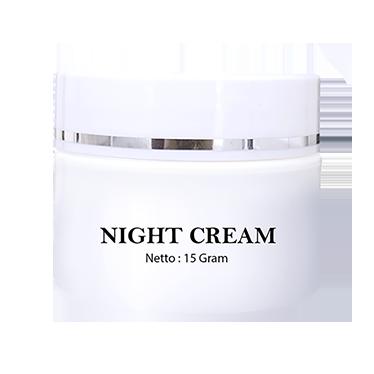 Mellydia Night Cream    Selengkapnya